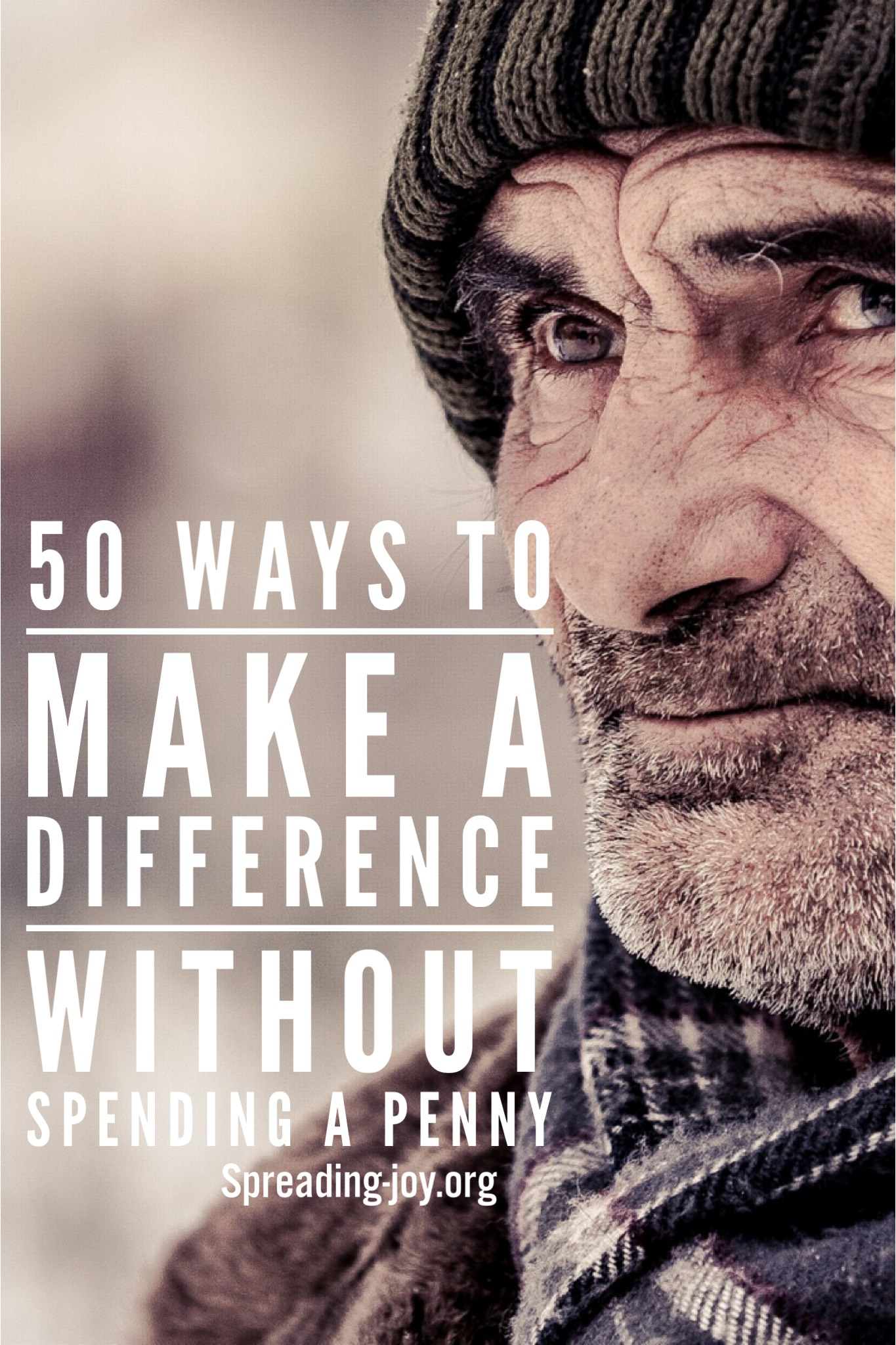 50 Ways to Make a Difference