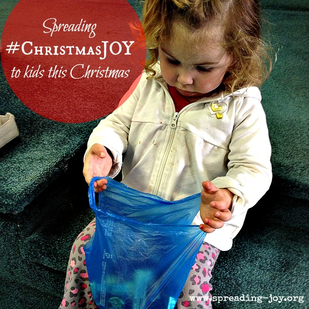 Bringing Christmas to Kids in Need! will you JOYn us?