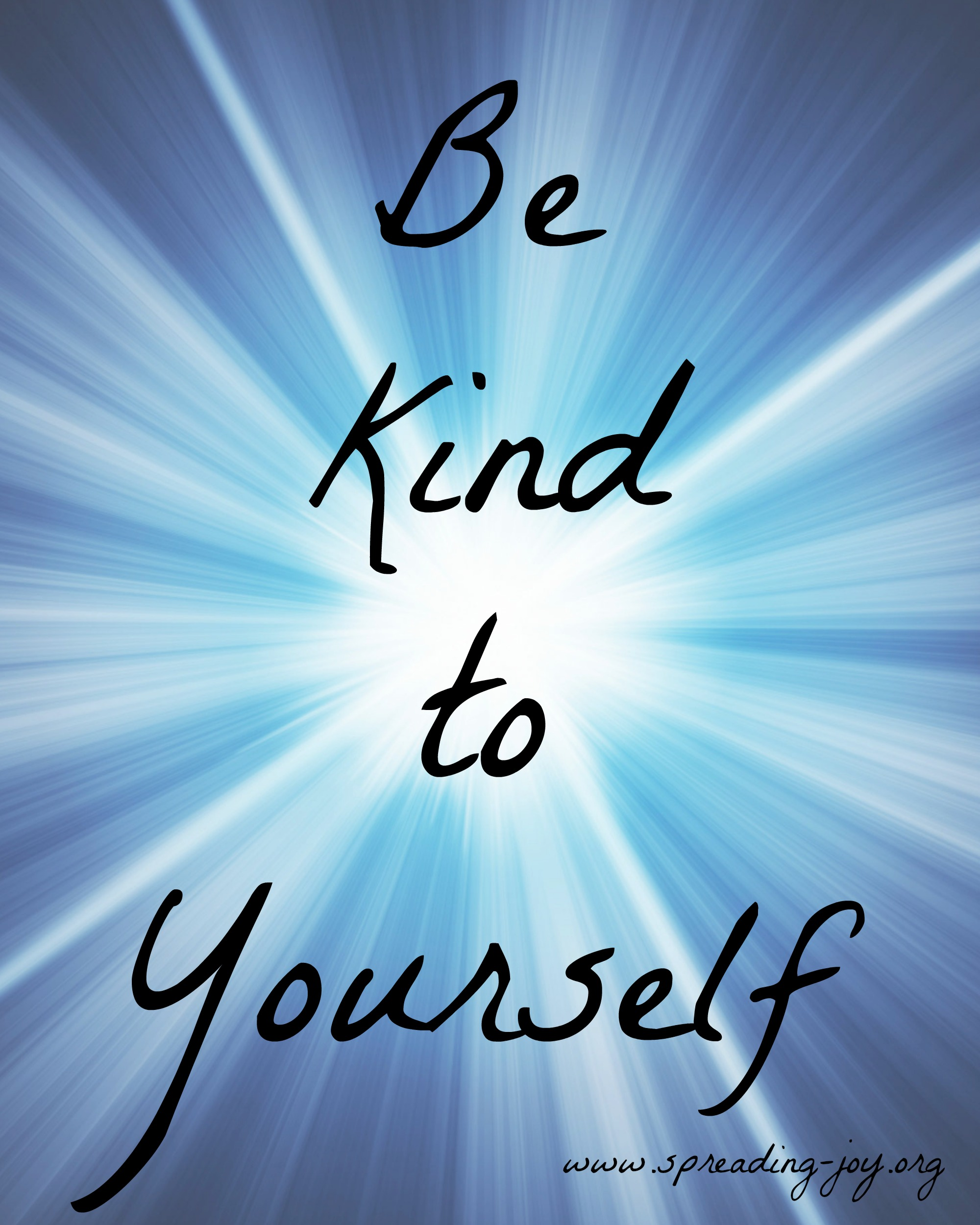 10 Ways to Be Kind to Yourself