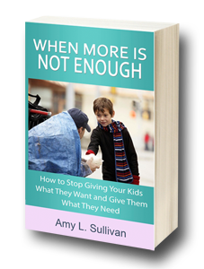 When More is Not Enough by Amy Sullivan