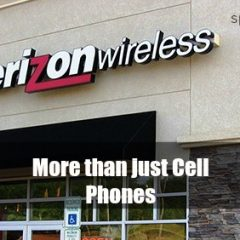 More than Cell Phones