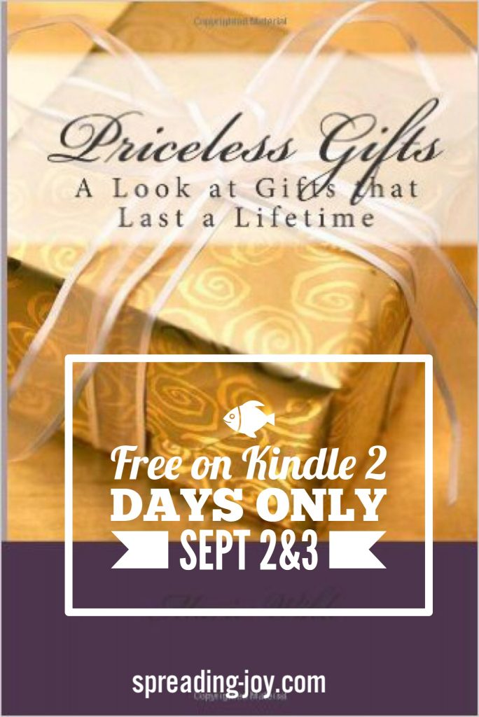 Priceless Gifts - FREE on Kindle Sept 2nd & 3rd *2 Days ONLY*