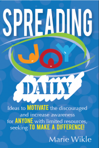 Are you Spreading Joy Daily?
